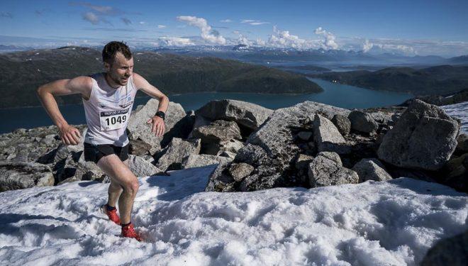 Stian Angermund-Vik ganador  Blåmann Vertical 2017