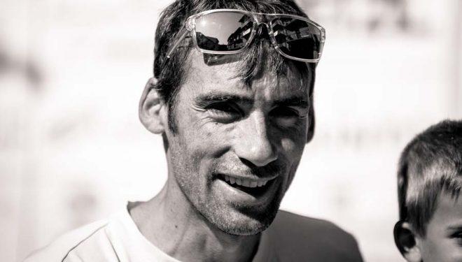 Luis Alberto Hernando en la Ultra Pirineu 2017
