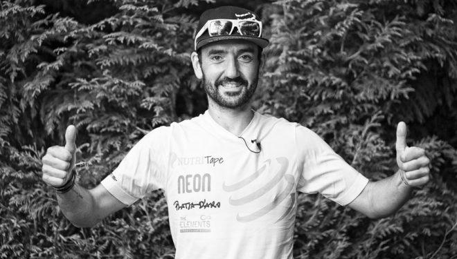 Jordi Gamito quedó en el puesto 10 de la UTMB 2017.