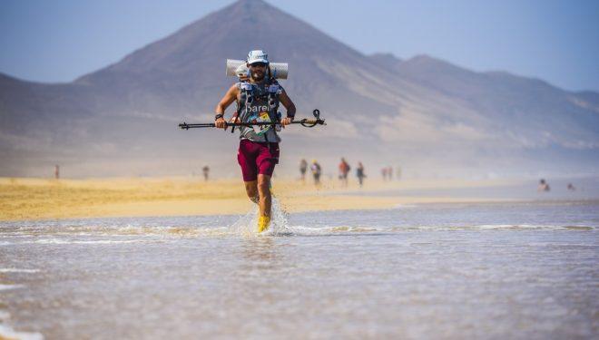 Primera etapa de la Half MDS Fuerteventura 2017