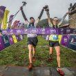 El equipo ganador en categoría mixta en la segunda etapa Riaño Trail Run 2017: Landie y Christiaan Greyling. Tras la tercera etapa se proclamaron ganadores en categoría mixta.