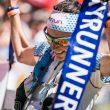 Maite Maiora entra en primera posición en la meta de la Royal Ultra SkyMarathon 2017