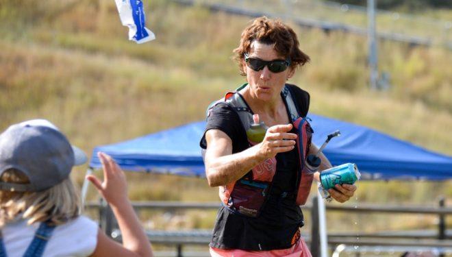 Emma Roca en el Run Rabbit Run 2017