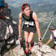 Laura Orgué en el Kilómetro Vertical de Zegama 2017