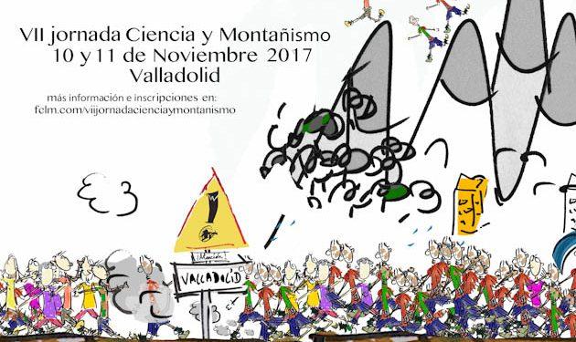 Simposium sobre seguridad en montaña que se celebrará en Vallladolid el 10 y 11 de noviembre de 2017.