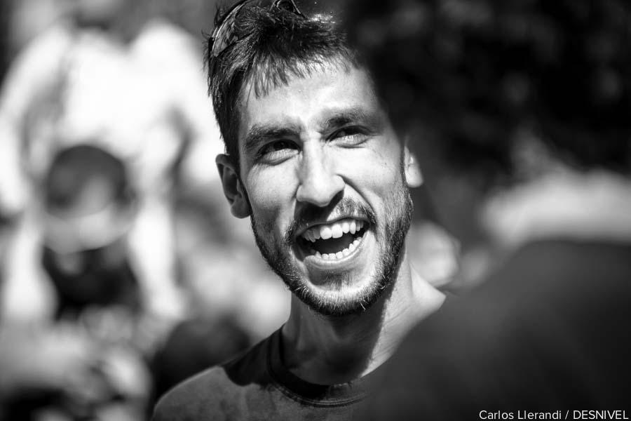 Pablo Villa en Ultra Pirineu 2017