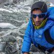 Kilian Jornet en el Everest. 2017