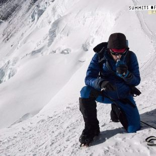 Kilian Jornet en el Everest