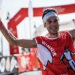 Marco de Gasperi en la Limone Xtreme 2017 que ganó y en la que se proclamó vencedor de la Copa del Mundo de Skyrunning 2017