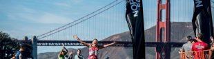 Ida Nilsson en la The North Face Endurance Challenge California 50 Mile Championships 2017