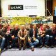 Miembros del Comité de Seguridad de la FEDME en el Simposium de Valladolid celebrado en noviembre de 2017