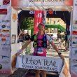 Mercedes Pila en la Ultra Trail Guara Somontano 2017