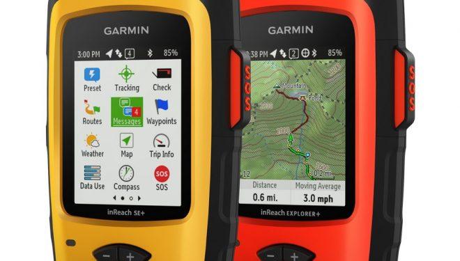 Garmin inReach SE+ e inReach Explorer+