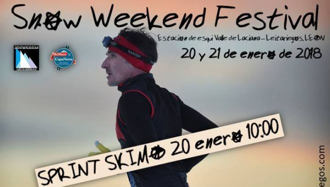 Cartel del Snow Weekend Festival 2018