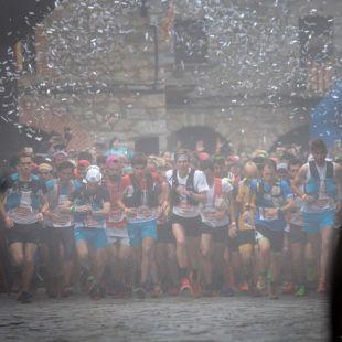 Salida de la Marató Pirineu 2017