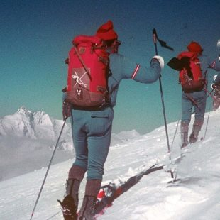 Imagen de la expedición 'Der Lange Weg' en 1971 (Redbull)