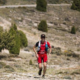 Remi Queral, segundo en Penyagolosa Trail HG, tercera prueba del Spain Ultra Cup Aml Sport HG 2015