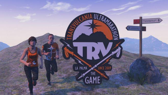 Imagen del videojuego 'Transvulcania, the Game'