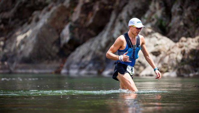 Tom Evans, vencedor de la primera etapa de The Coastal Challenge 2018