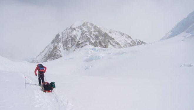 Kilian Jornet en el Everest.
