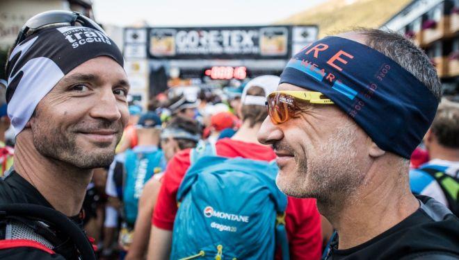 Salida de la Transalpine Run 2017