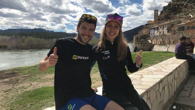 Simon Andreu y Sheila Avilés, gandores de la Cameta Coixa 2018