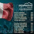 Cartel con los corredores de la selección francesa para Penyagolosa Trails 2018