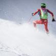 Oriol Cardona en la Individual de la Ski Alp 2018