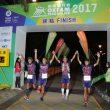 El equpo nepalí en la Oxfam Trailwalker Hong Kong 2017