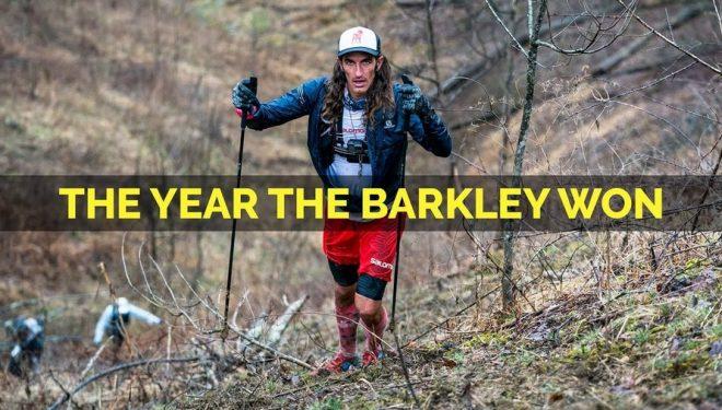 Jamil Coury en la Barkley Marathons 2018