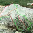 Recorrido de The Elbrus Ski Monsters Expedition Race