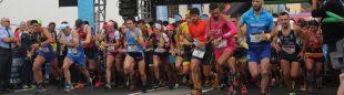 Salida del Maratón del Reventón Trail 2018
