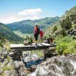 Los turistas que visitan Andorra se quedan maravillados con sus paisajes.