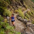 Christel Dewalle en el Kilómetro Vertical de Transvulcania 2018