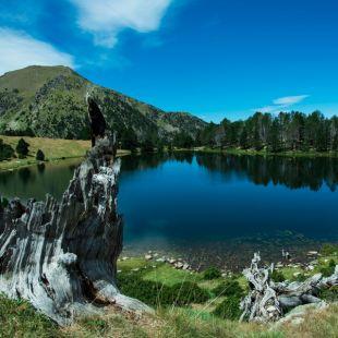 Paraje natural de Andorra.
