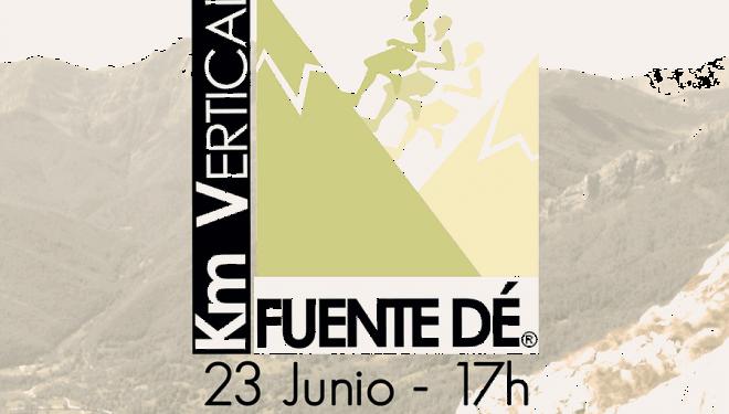 Cartel del 9º Km Vertical de Fuente Dé