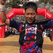 Bed Sunuwar en la Yading Skyrun 2018