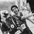 Mario Mendoza a su llegada a la meta del Mundial de Penyagolosa 2018