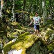Manuel Merillas en el Trail Alto Aller 2018