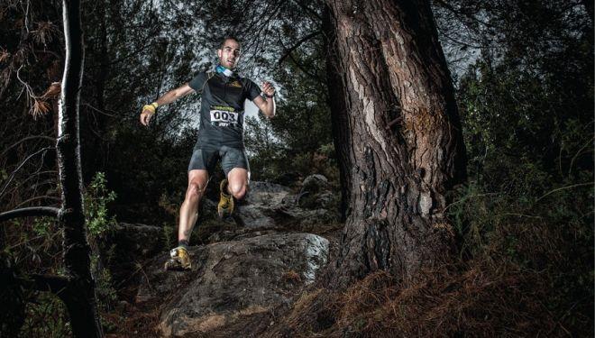Cristobal Adell en la Maratón de Borriol 2017