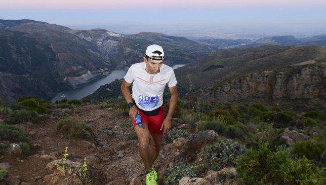 Miguel Heras ganador de la Ultra Sierra Nevada 2018