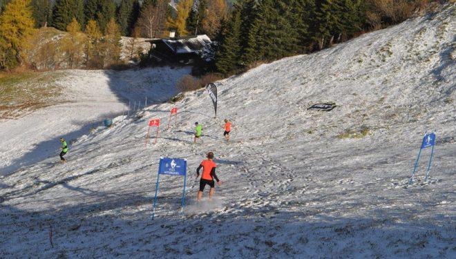 The Descent Race Kitzbühel