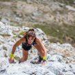 Sandra Sevillano en la Riaño Trail Run 2017