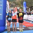 Podio femenino en la Matterhorn Ultraks 2018: Mayi Mujika, Virginia Pérez y Laia Andreu