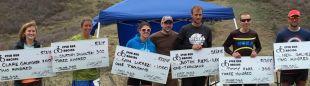 Premios de la Cimarron Endurance Run 50 K