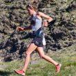 Laura Orgué en la Skyrace Comapedrosa 2018, en la que fue segunda
