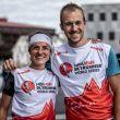 Hillary Gerardi y Jon Albon, ganadores de Tromso Skyrace 2018