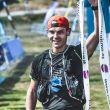 Carlos Bernad ganador de la Ultra Montaña Palentina 2018 en la que estableció un nuevo récord