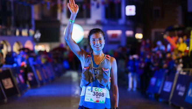 Miao Yao en la CCC 2018, que ganó
