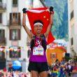 Erenjia Jia en la OCC 2018, que ganó